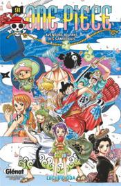 One Piece T.91 - Couverture - Format classique