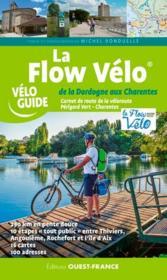 La flow vélo, de la Dordogne à l'océan - Couverture - Format classique