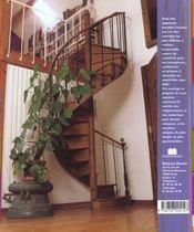 Escaliers - 4ème de couverture - Format classique