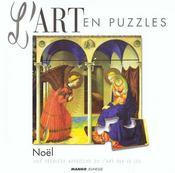 Art En Puzzle Noel - Intérieur - Format classique