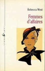 Femmes d'affaires - Couverture - Format classique