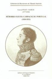 Memoires Sur Ma Campagne Du Portugal (1810-1811) - Couverture - Format classique