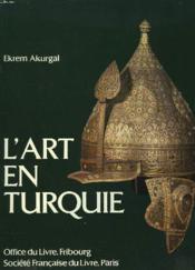 L'Art En Turquie - Couverture - Format classique