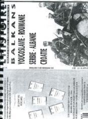 Photocopie Du Mensuel L'Histoire N°79. Balkans. Yougoslavie, Roumanie, Serbie, Albanie, Croatie. - Couverture - Format classique