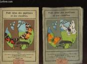 Petit Atlas Des Papillons Et Des Chenilles - 2 Tomes - Couverture - Format classique