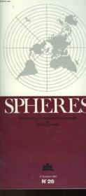 Spheres N°26 - Couverture - Format classique