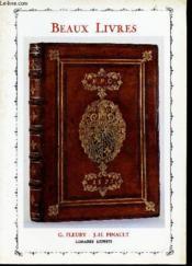Catalogue De Beaux Livres - Couverture - Format classique