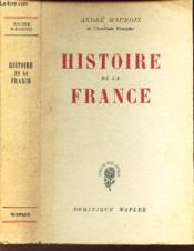Histoire De La France - Couverture - Format classique