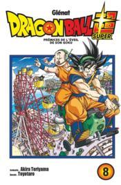 Dragon Ball Super T.8 ; prémices de l'éveil de Son Goku - Couverture - Format classique