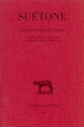 Vies Des Douze Cesars T3 - Couverture - Format classique
