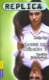 Replica T.3 ; Ange Ou Demon - Intérieur - Format classique