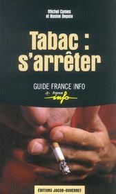 Tabac : S'Arreter - Intérieur - Format classique