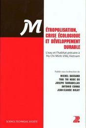 Metropolisation et develo - Intérieur - Format classique