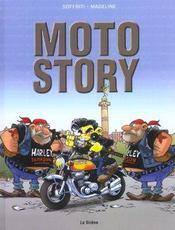 Moto Story - Intérieur - Format classique