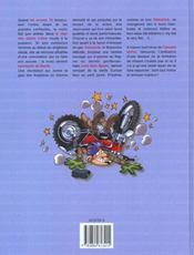Moto Story - 4ème de couverture - Format classique
