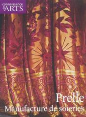 Connaissance Des Arts N.266 ; Prelle, Manufacture De Soieries - Intérieur - Format classique