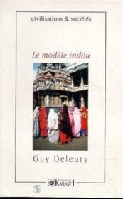 Le Modele Indou * Aussi 9782842681432 - Couverture - Format classique