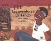 Les Aventures De Zando - Intérieur - Format classique
