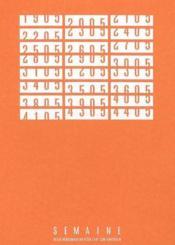 Coffret Semaine 49 A 72 - Couverture - Format classique