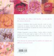 Bijoux de charme - 4ème de couverture - Format classique