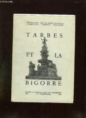 Tarbes Et La Bigorrre. - Couverture - Format classique