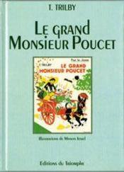 Le grand monsieur Poucet - Couverture - Format classique