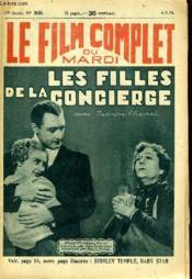 Le Film Complet Du Mardi N° 1530 - 13e Annee - Les Filles De La Concierge - Couverture - Format classique