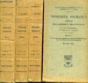 Thelogiae Dogmaticae Theses Juxta Sinceram D.Thomae Doctrinam Ad Usum Seminariorum Et Verbi Divini Praeconum - En 4 Tomes - Tomes 1 + 2 + 3 + 4. - Couverture - Format classique