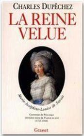 La reine velue - Couverture - Format classique