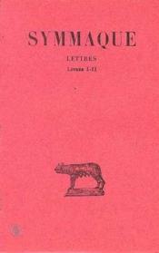 Lettres t.1 ; L1-2 - Couverture - Format classique