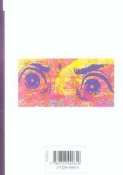 L'ecole emportee - tome 06 - 4ème de couverture - Format classique