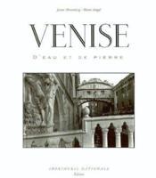 Venise d'eau et de pierre - Couverture - Format classique