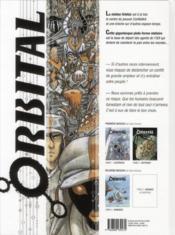 Orbital T.2 ; ruptures - 4ème de couverture - Format classique