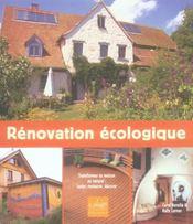 Renovation Ecologique - Intérieur - Format classique