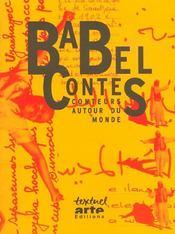 Babel contes ; conteurs autour du monde - Intérieur - Format classique