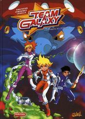 Team Galaxy t.2 ; les pirates de l'espace ! - Intérieur - Format classique