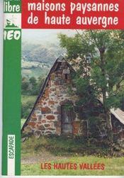 Maisons Paysannes De Haute-Auvergne - Intérieur - Format classique