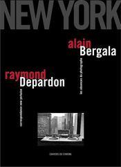 Correspondance new yorkaise, les absences du photographe - Intérieur - Format classique