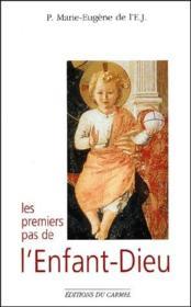Les premiers pas de l'enfant-Dieu - Couverture - Format classique