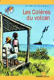 Les colères du volcan - Intérieur - Format classique