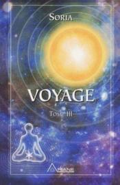 Voyages t.3 - Couverture - Format classique