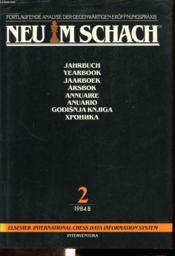 Neu Im Schach 2 1984 B Yearbook - Couverture - Format classique