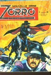 Nouvelle Serie Zorro - Le Guet-Apens D'El Grados - Couverture - Format classique