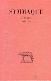 Lettres t.2 ; L3-5 - Couverture - Format classique