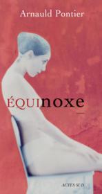 Equinoxe - Couverture - Format classique