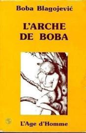 L'Arche De Boba - Couverture - Format classique