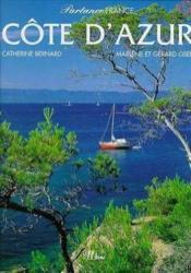 Cote D'Azur - Couverture - Format classique