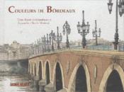 Couleurs de Bordeaux - Couverture - Format classique