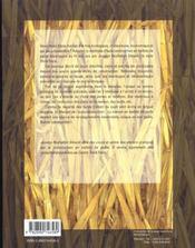 Manuel de l'autoconstruction - la maison en ballots de paille - 4ème de couverture - Format classique