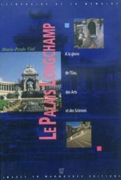 Le palais longchamp - Couverture - Format classique
